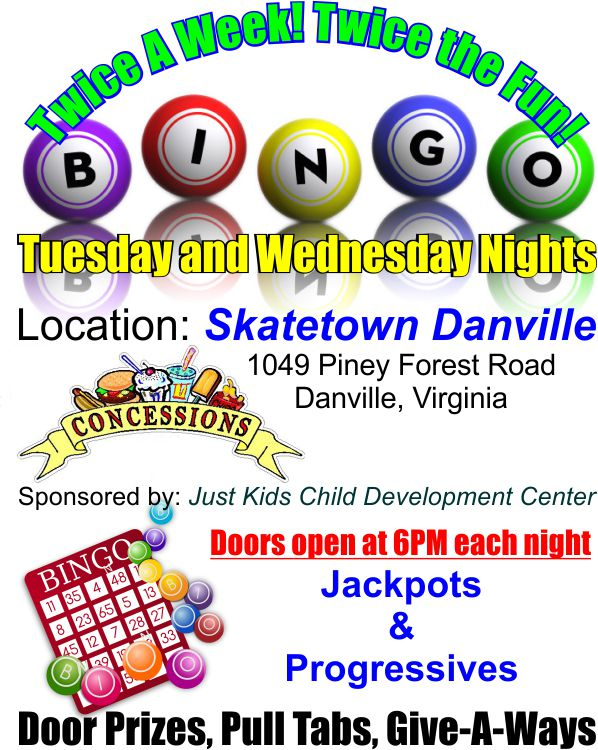 Bingo Flyer Revised
